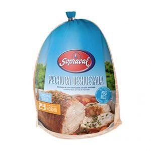 Pavo Pechuga Deshuesada  Sopraval  3,4kg