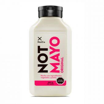 Mayonesa Not Mayo Clásica Botella de 350gr